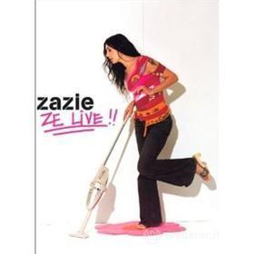Zazie - Ze Live
