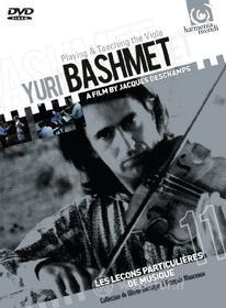 Yuri Bashmet. Playing & Teaching the Viola
