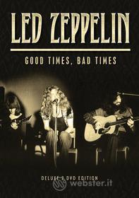 Led Zeppelin. Good Times. Bad Times (2 Dvd)