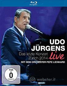 Udo Juergens - Das Letzte Konzert-Zuerich (Blu-ray)