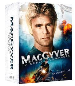 Macgyver - La Serie Completa (38 Dvd) (38 Dvd)