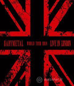 Babymetal. Live in London. World Tour 2014 (Blu-ray)