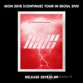 Ikon - 2018 Continue Tour In Seoul (3 Dvd)