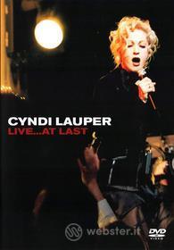 Cyndi Lauper - Live At Last