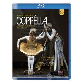 Leo Delibes. Coppelia (Blu-ray)