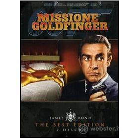 Agente 007. Missione Goldfinger (2 Dvd)