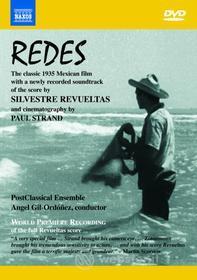 Revueltas Silvestre. Redes - Colonna Sonora Integrale