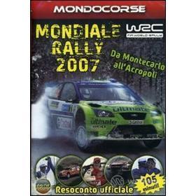 Mondiale Rally 2007. Prima parte