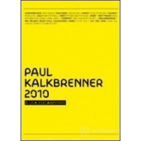 Paul Kalkbrenner. 2010. A Live Documentary (Blu-ray)