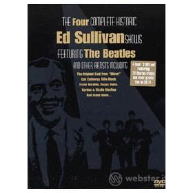 The Beatles. The Four Complete Historic Ed Sullivan Shows (2 Dvd)