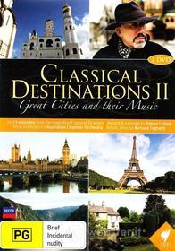 Classical Destinations II: Great Cities And Their Music