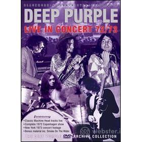 Deep Purple. Live In Concert 72/73