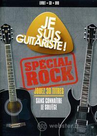 Je Suis Guitariste ! - Special Rock (Dvd+Cd) (2 Dvd)