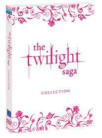 Twilight Saga Collection (5 Blu-Ray) (Blu-ray)