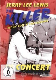 Jerry Lee Lewis - The Killer In Concert