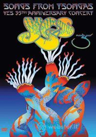Yes. 35th Anniversary Concert. Songs From Tsongas (2 Dvd)