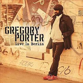 Gregory Porter - Live In Berlin (3 Dvd)
