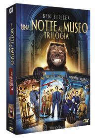 Una notte al museo. Collection (Cofanetto 3 dvd)