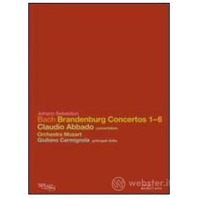 Johann Sebastian Bach. Brandenburg Concertos Nos. 1 - 6 (Blu-ray)