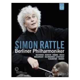 Special Sir Simon Rattle Box Edition (4 Blu-ray)
