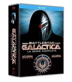 Battlestar Galactica - La Serie Completa (Ed 2018) (23 Blu-Ray) (23 Blu-ray)
