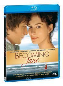 Becoming Jane. Il ritratto di una donna contro (Blu-ray)