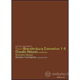 Johann Sebastian Bach. Brandenburg Concertos Nos. 1 - 6