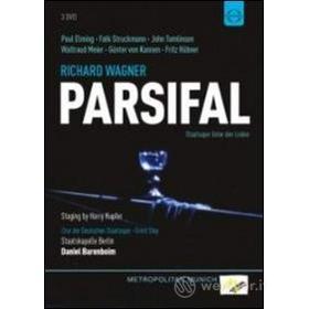 Richard Wagner. Parsifal (3 Dvd)