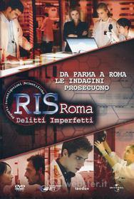 RIS Roma. Delitti imperfetti (5 Dvd)
