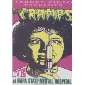 The Cramps. Live At Napa State Mental Hospital
