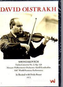 David Oistrakh Vol 1