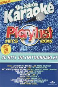 Mes Soirees Karaoke Playlist (2 Dvd)