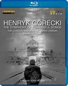 Henryk Mikolaj Gorecki. The Symphony of Sorrowful Songs (Blu-ray)