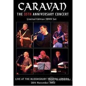 Caravan. 35th Anniversary Concert (2 Dvd)