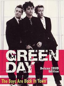 Green Day. The Boys Are Back In Town (2 Dvd)