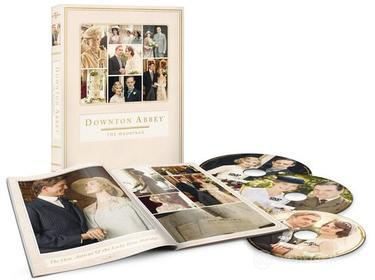 Downton Abbey - Speciale I Matrimoni (3 Dvd+Booklet)