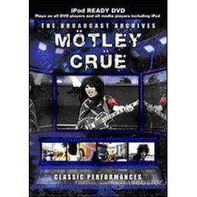 Motley Crue. Classic Performances