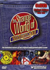 Strange World Of Northern Soul (6 Dvd)