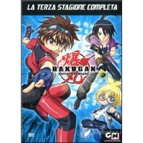 Bakugan. Stagione 3 (4 Dvd)
