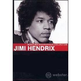 Jimi Hendrix. Music Box Biographical Collection