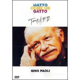 Gino Paoli. Matto come un gatto