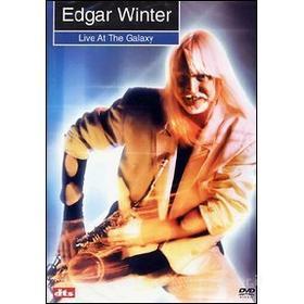 Edgar Winter. Live At Galaxy