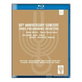 Israel Philharmonic Orchestra. 60th Anniversary Concert (Blu-ray)