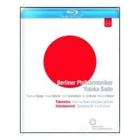 Berliner Philharmoniker. Yutaka Sado (Blu-ray)