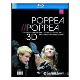 Gauthier Dance. Poppea // Poppea 3D (Blu-ray)