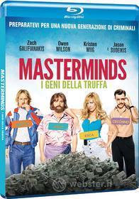Masterminds - I Geni Della Truffa (Blu-ray)