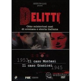 Delitti. Vol. 3 (2 Dvd)