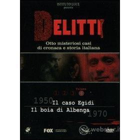 Delitti. Vol. 4 (2 Dvd)