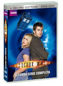 Doctor Who - Stagione 02 (New Edition) (6 Dvd)