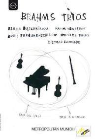 Johannes Brahms. Brahms Trios